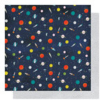 American Crafts - Field Trip Collection - 12 x 12 Double Sided Paper - Space Camp