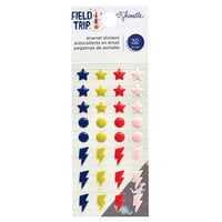 Shimelle Laine - Field Trip Collection - Stickers - Enamel Dots