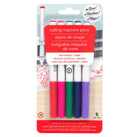 American Crafts - Cutting Machine Pens - All Surface - Medium Tip - Multicolor