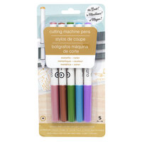 American Crafts - Cutting Machine Pens - Metallic - Medium Tip