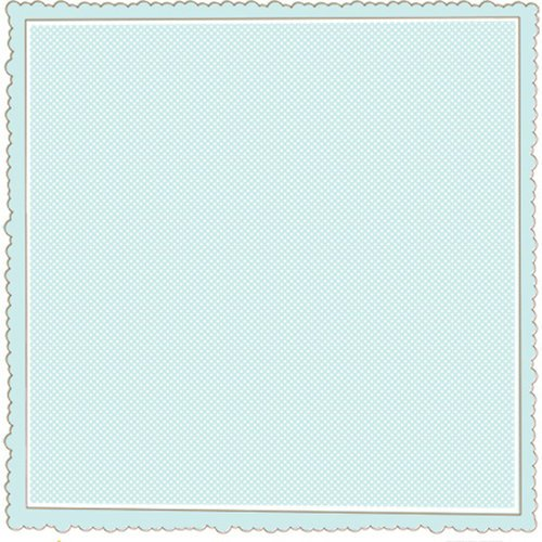 American Crafts - City Park Collection - 12 x 12 Double Sided Paper - Waterfront Park, CLEARANCE