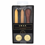 American Crafts - S.W.A.K. - Wax Seal Kit - Hello Bee