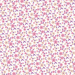 American Crafts - Dear Lizzy Enchanted Collection - 12 x 12 Double Sided Paper - Curious Matilda, CLEARANCE