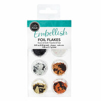 American Crafts - Color Pour Collection - Foil Flakes - Metallic
