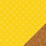 American Crafts - Hello Sunshine Collection - 12 x 12 Double Sided Paper - Brilliance