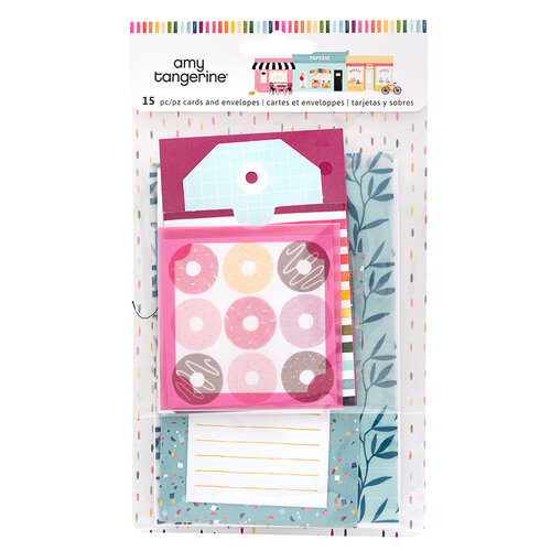 American Crafts - Slice Of Life Collection - Stationery Pack