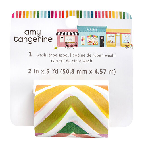 American Crafts - Slice Of Life Collection - Wide Washi Roll