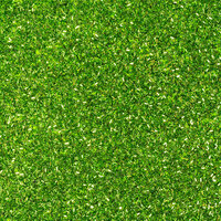 American Crafts - 12 x 12 Specialty Paper - Glitter - Tinsel - Grass