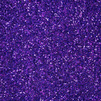 American Crafts - 12 x 12 Specialty Paper - Glitter - Tinsel - Amethyst
