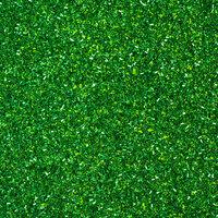 American Crafts - 12 x 12 Specialty Paper - Glitter - Tinsel - Emerald