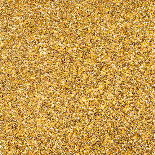 American Crafts - 12 x 12 Specialty Paper - Confetti - Tube - Gold