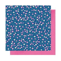 American Crafts - She's Magic Collection - 12 x 12 Double Sided Paper - So Good
