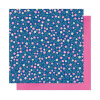 Dear Lizzy - She's Magic Collection - 12 x 12 Double Sided Paper - So Good