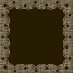 American Crafts - Nightfall Collection - Halloween - 12 x 12 Chalkboard Paper - Autumn Evening