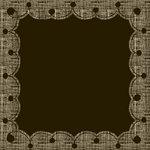 American Crafts - Nightfall Collection - Halloween - 12 x 12 Chalkboard Paper - Autumn Evening