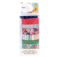 American Crafts - She's Magic Collection - Washi Tape with Iridescent Foil Accents