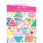 American Crafts - Write At Home Collection - 6 x 8 Paper Pad