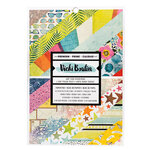 American Crafts - Let's Wander Collection - 6 x 8 Paper Pad