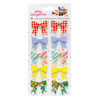 American Crafts - Picnic in the Park Collection - Paper Bows Stickers