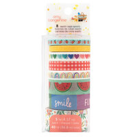 Amy Tangerine - Picnic in the Park Collection - Washi Tape