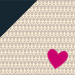 American Crafts - Amy Tangerine Collection - 12 x 12 Double Sided Stitched Paper - Come Together