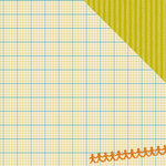 American Crafts - Amy Tangerine Collection - 12 x 12 Double Sided Paper - Good Company