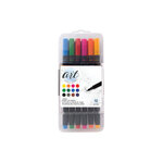 American Crafts - Art Supply Basics Collection - Pens - Fine Tip - 12 Pieces