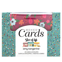 American Crafts - Slice Of Life Collection - Boxed Card Set