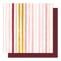 1 Canoe 2 - Willow Collection - 12 x 12 Double Sided Paper - Full Of Joy