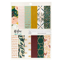 1 Canoe 2 - Willow Collection - 6 x 8 Paper Pad with Copper Foil Accents