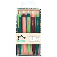 1 Canoe 2 - Willow Collection - Pens - Colorful Ballpoint Pen Set
