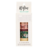 1 Canoe 2 - Willow Collection - Washi Tape with Copper Foil Accents