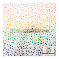 Shimelle Laine - Never Grow Up Collection - 12 x 12 Specialty Paper with Foil Accents