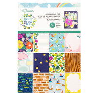 American Crafts - Never Grow Up Collection - 6 x 8 Journaling Pad