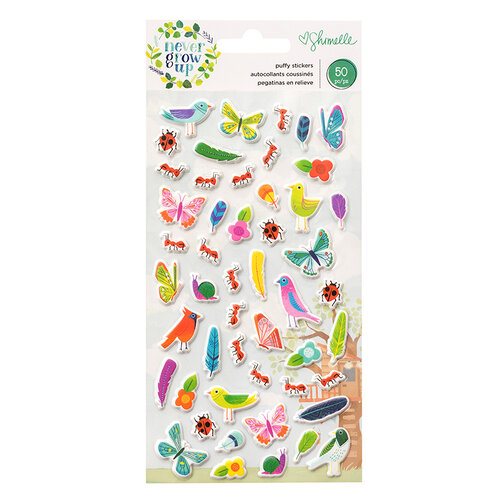 Shimelle Laine - Never Grow Up Collection - Stickers - Puffy