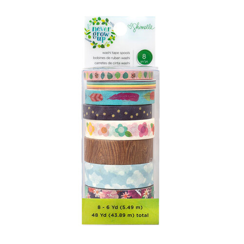 American Crafts - Never Grow Up Collection - Washi Tape Set