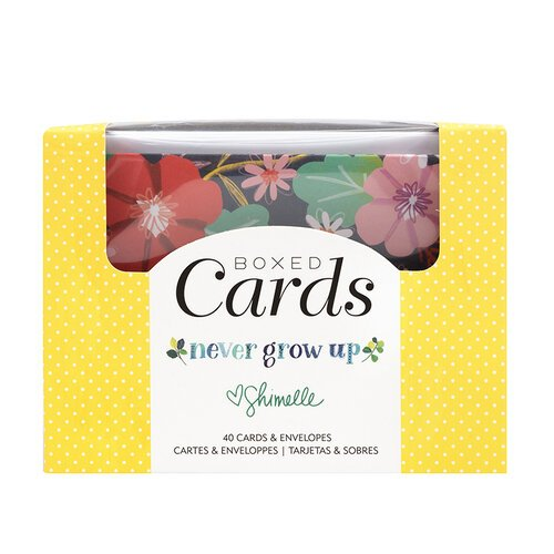 Shimelle Laine - Never Grow Up Collection - Boxed Cards