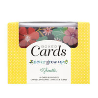 American Crafts - Never Grow Up Collection - Boxed Cards