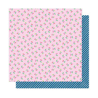 American Crafts - Here and Now Collection - 12 x 12 Double Sided Paper - Carefree