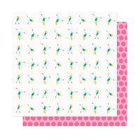 American Crafts - Here and Now Collection - 12 x 12 Double Sided Paper - Free Spirit