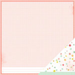 American Crafts - Dear Lizzy Neapolitan Collection - 12 x 12 Double Sided Paper - Simple Romance