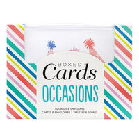 American Crafts - Boxed Cards - All Occasion