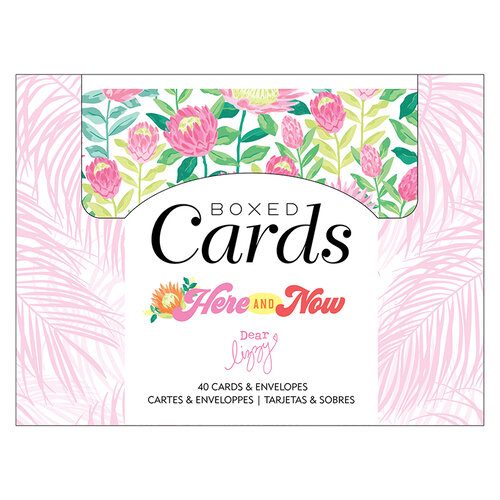 American Crafts - Here and Now Collection - Boxed Cards