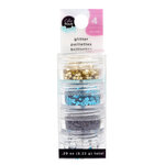 American Crafts - Color Pour Resin Collection - Glitter Set - Galaxy