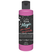 American Crafts - Color Pour Magic Collection - Pre-Mixed Pouring Paint - Amethyst