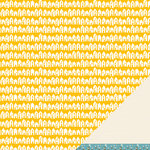 American Crafts - Amy Tangerine Collection - Ready Set Go - 12 x 12 Double Sided Paper - Lounge Fest