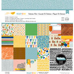 American Crafts - Amy Tangerine Collection - Ready Set Go - 12 x 12 Collection Pack