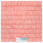 American Crafts - Dear Lizzy 5th and Frolic Collection - 12 x 12 Stitched Ruffle Crepe Paper - Rue De Love