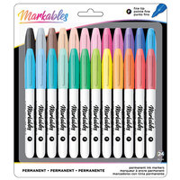 American Crafts - Markables - Permanent - 24 Pack
