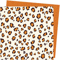 American Crafts - Late Afternoon Collection - 12 x 12 Double Sided Paper - Spotted